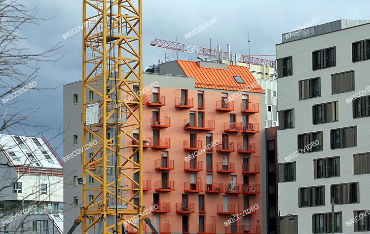 construction immeuble