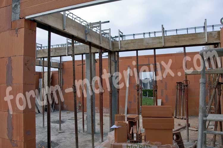 etaiement construction