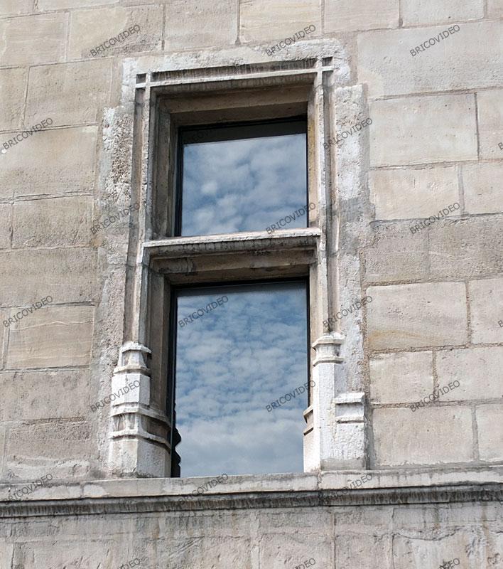 Devis travaux r novation ouverture fen tre mur porteur for Fenetre mur porteur