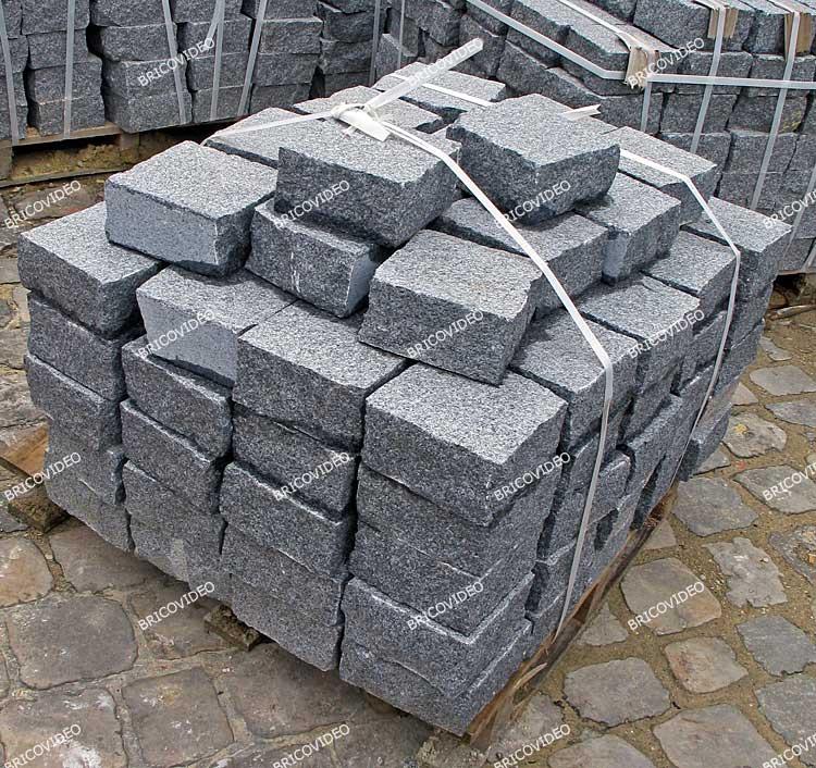 paves granit
