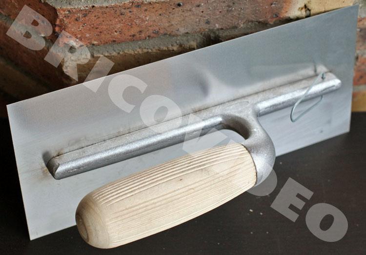 platoir bois acier