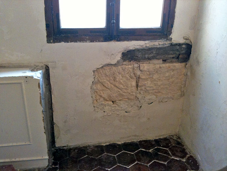 renovation mur interieur appartement