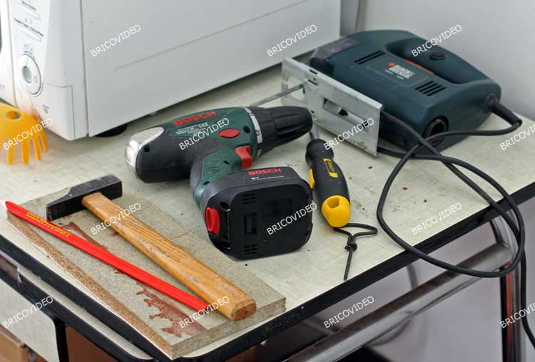 conseils bricolage outillage menuiserie
