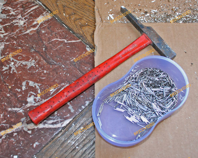 marteau remplacement vitre