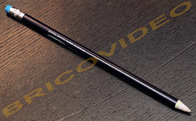 crayon a papier