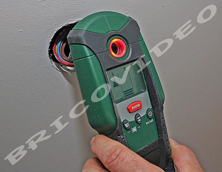 detecteur de cables electrique
