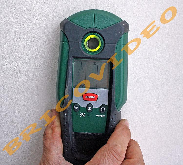detecteur de lignes electrique