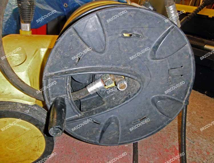 raccord tuyau nettoyeur haute pression
