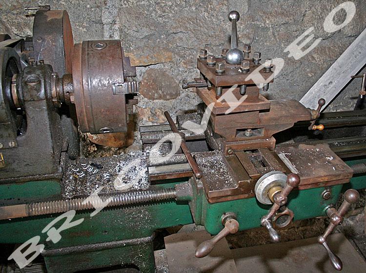 tour mecanique bricolage