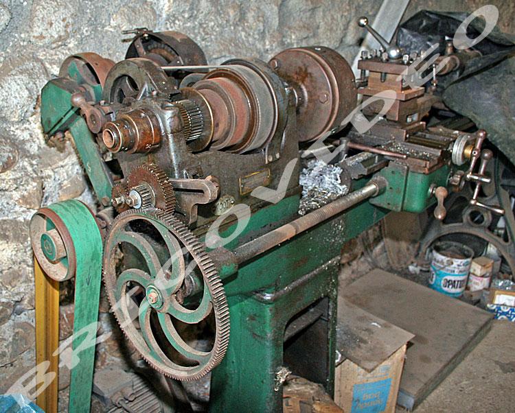 tour mecanique