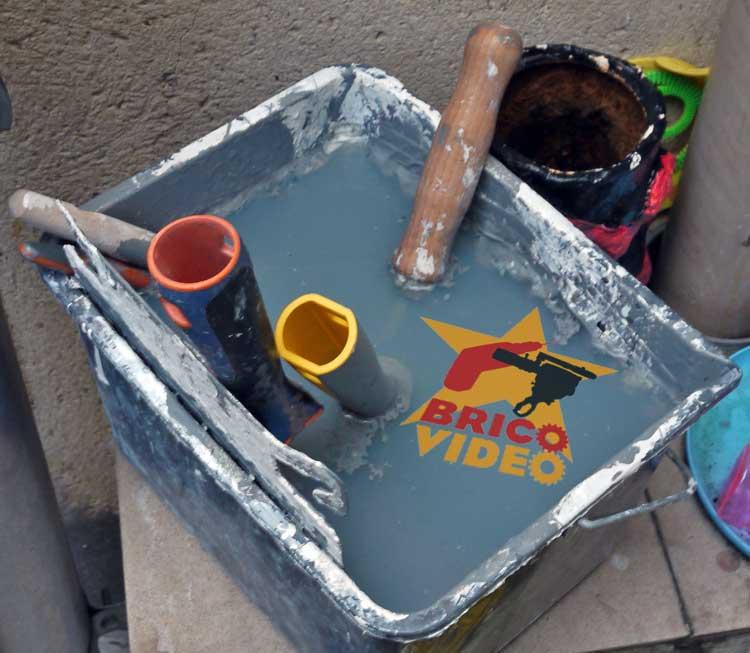 peinture bricolage