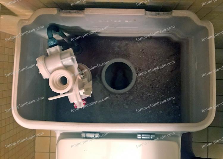 ancien mecanisme chasse wc jacob delafon
