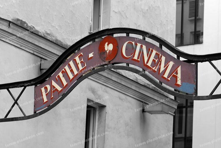 anciens studios pathe cinema