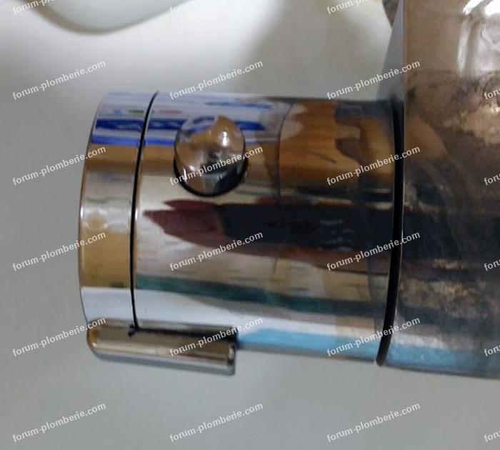 bricovideo demontage robinet mitigeur