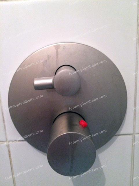 bricovideo probleme commande douchette