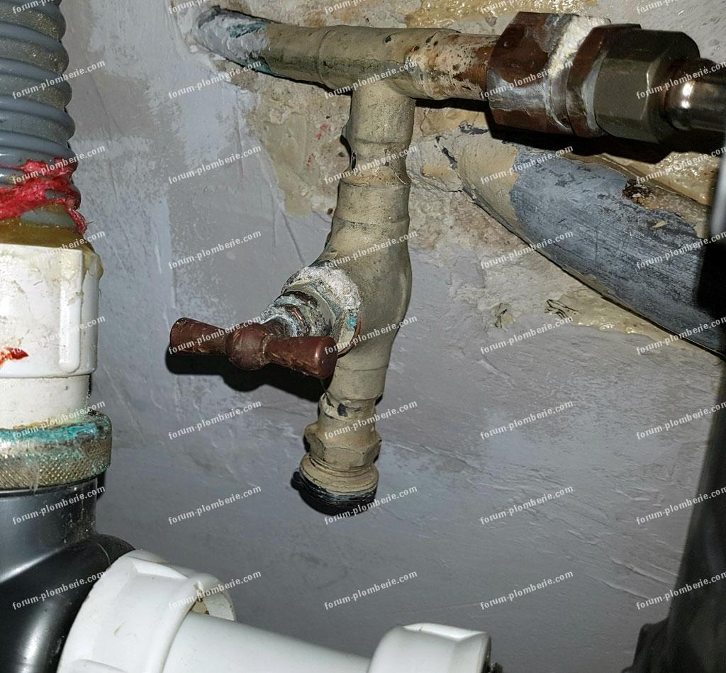bricovideo probleme robinet qui goutte