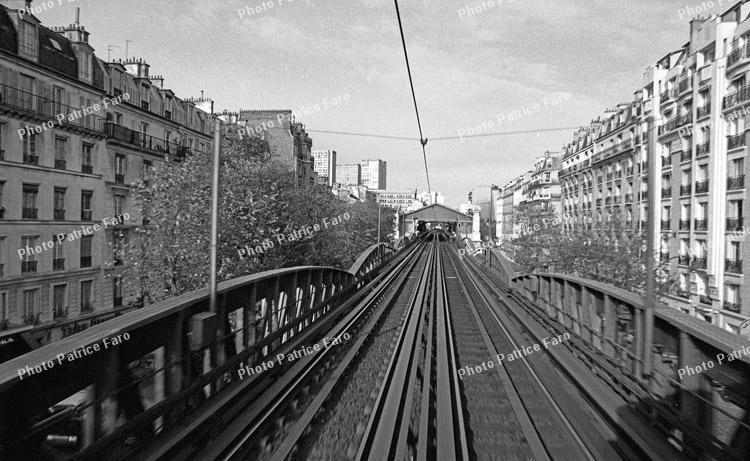 bruits metro parisien