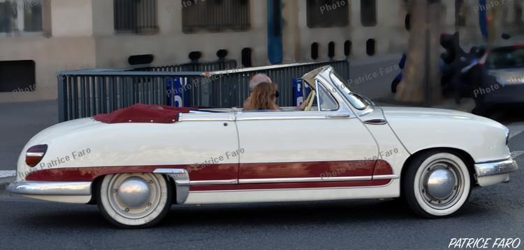 cabriolet panhard pl17