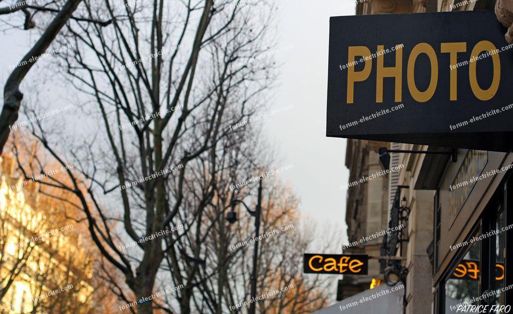 cafe photo paris