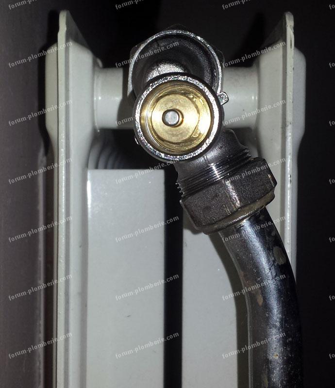 changement cannes radiateur 02