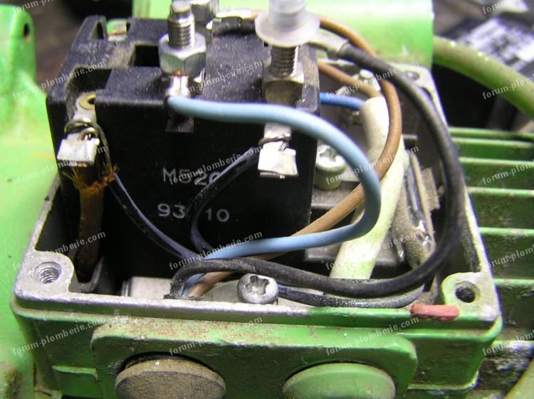 depannage pompe a eau 07