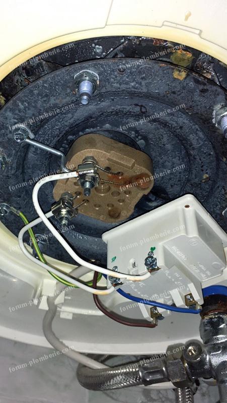 fuite chauffe eau fait sauter mon disjoncteur 02