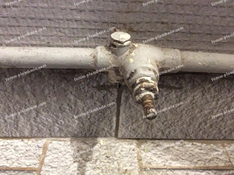identifier objet reseau plomberie