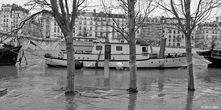 inondation paris 2010