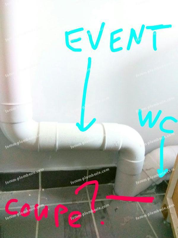 installer manchette canalisation wc suspendu
