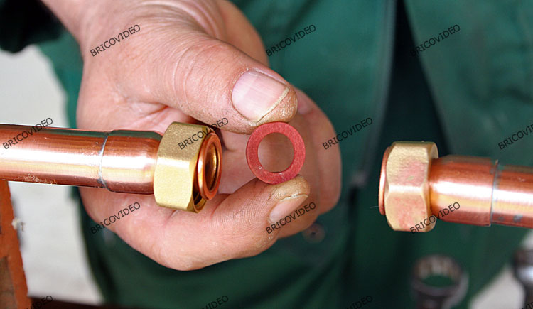 joint fibre plomberie