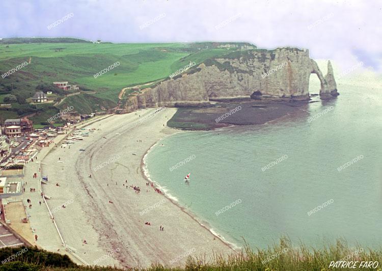 les falaises d etretat