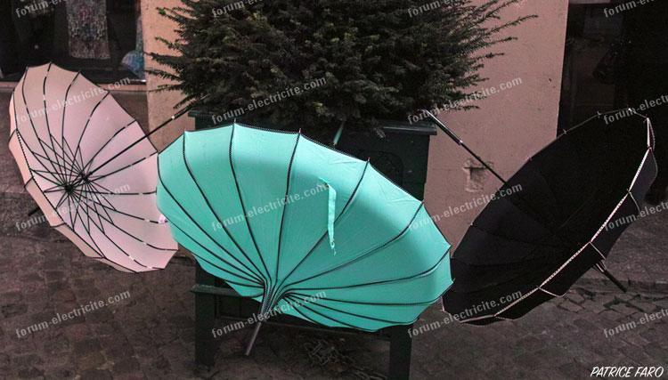 les parapluies de beaubourg