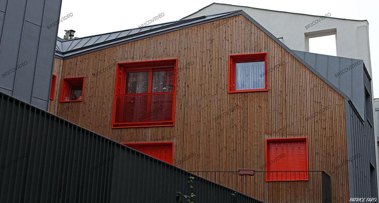 maison bois paris