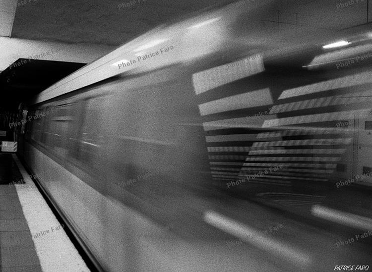 metro paris photo patrice faro