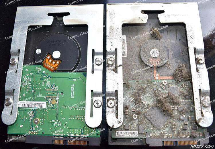 nettoyage disque dur