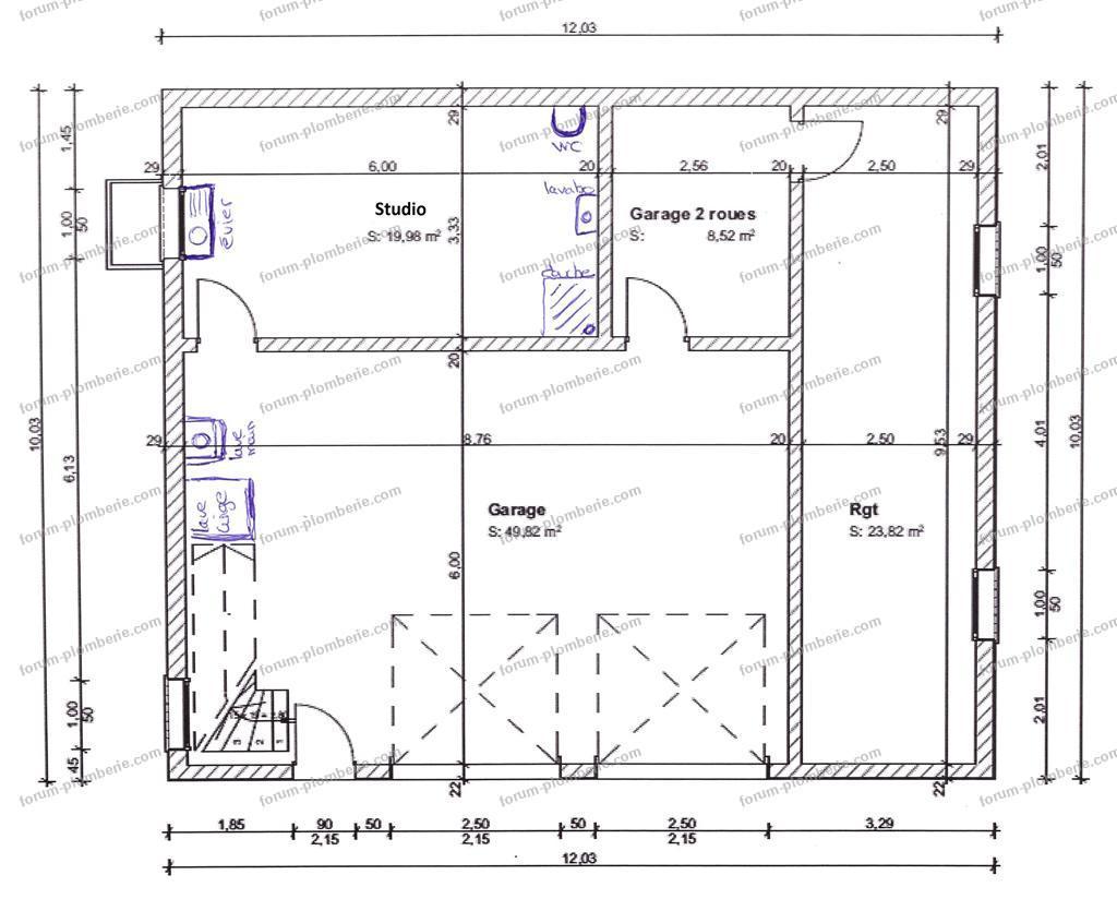 conseils en plomberie maison plus de pression suite. Black Bedroom Furniture Sets. Home Design Ideas