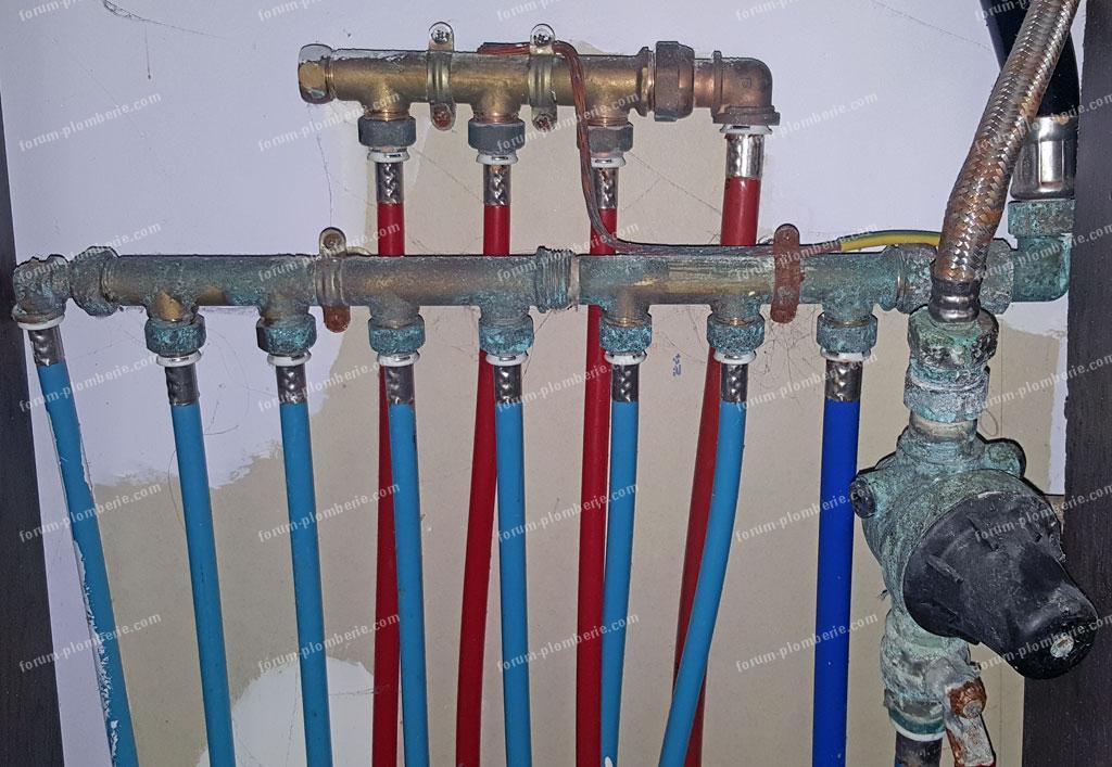 plomberie baisse pression d eau