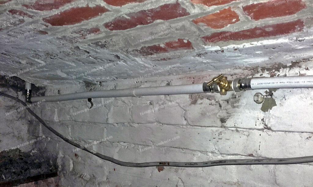 renovation plomberie multicouche bricovideo