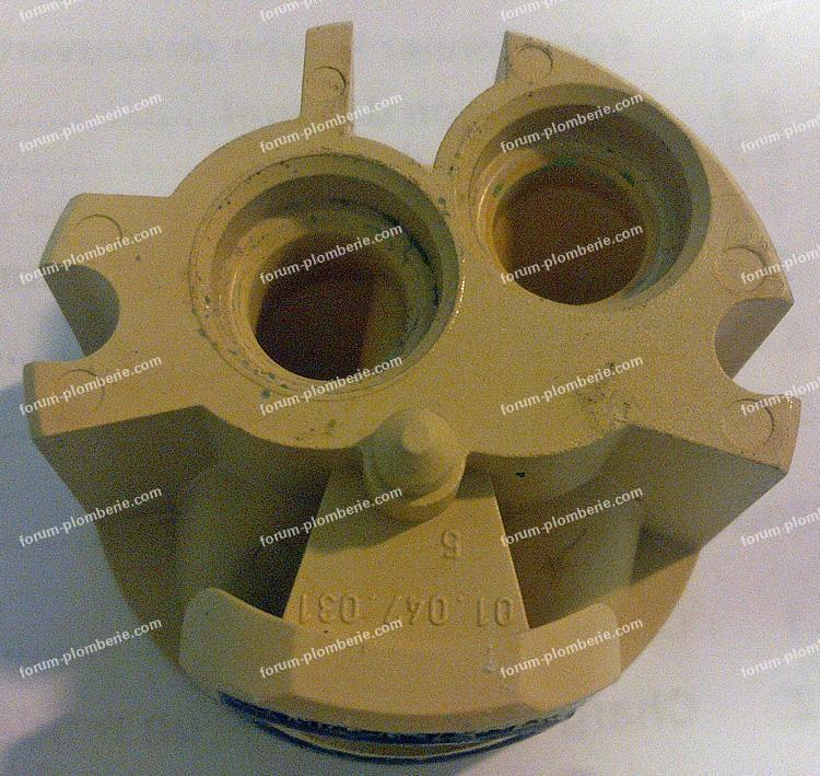 reparation mitigeur de bidet grohe eurodisc