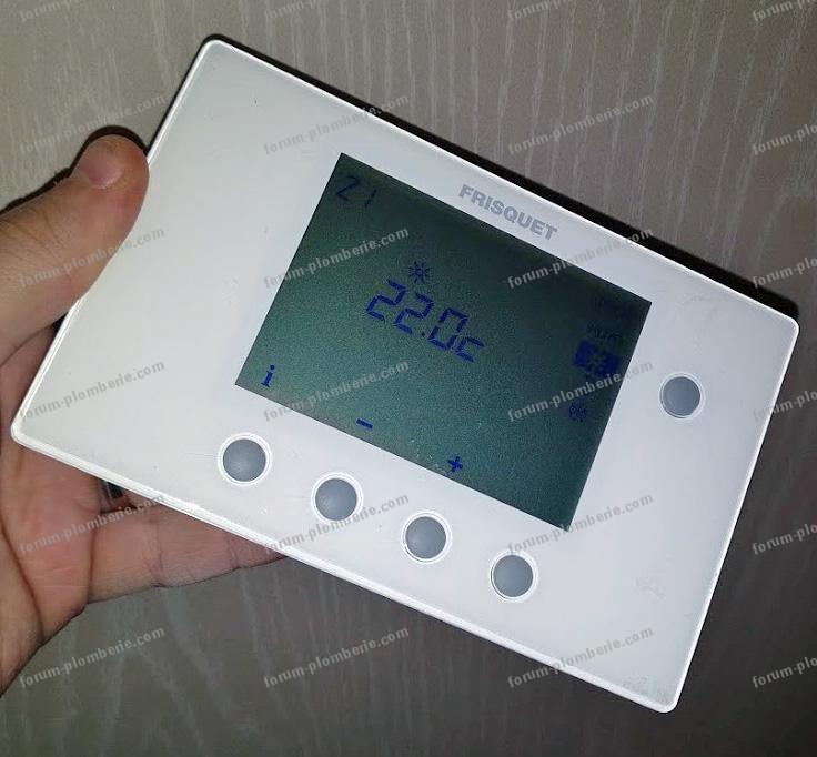 thermostat frisquet