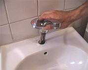 video robinet mitigeur