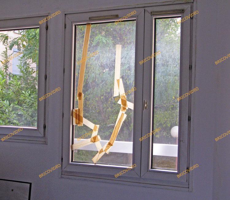 remplacement vitre double vitrage