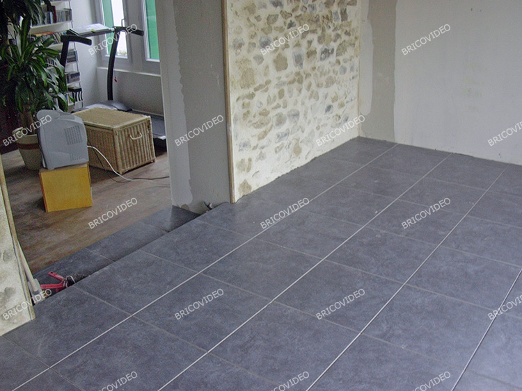 Poser du carrelage forum for Poser du carrelage 60x60