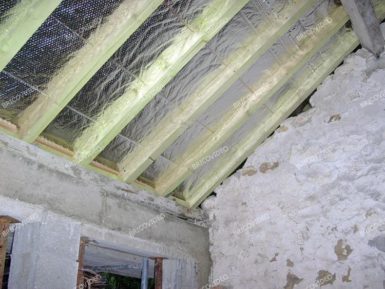 conseils isolation toitures