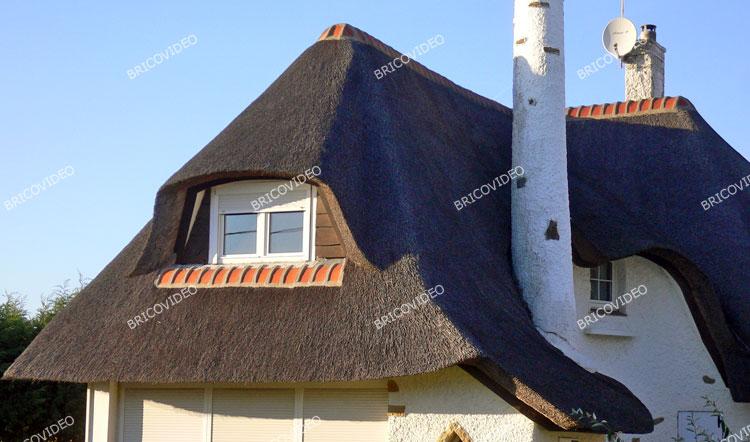 toiture maison originale