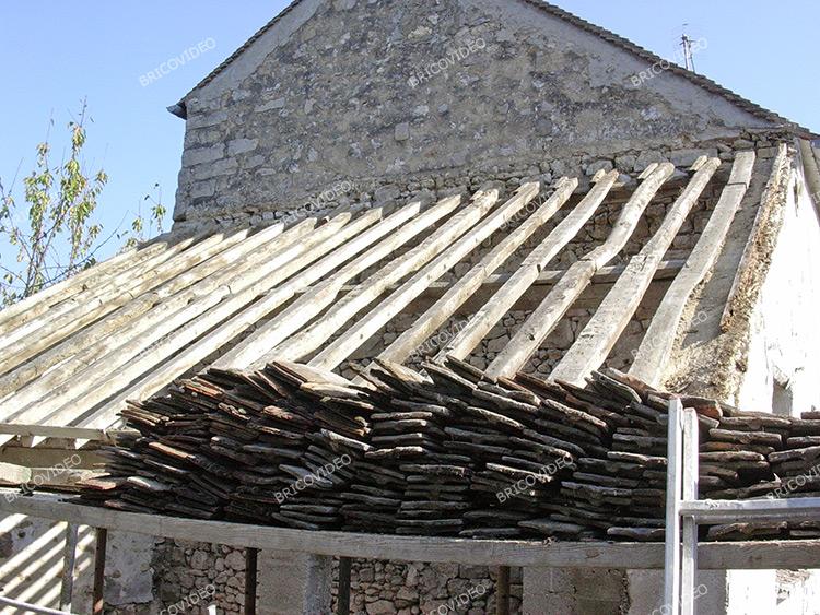 travaux charpente toiture