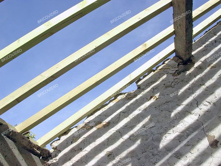 travaux renovation toiture
